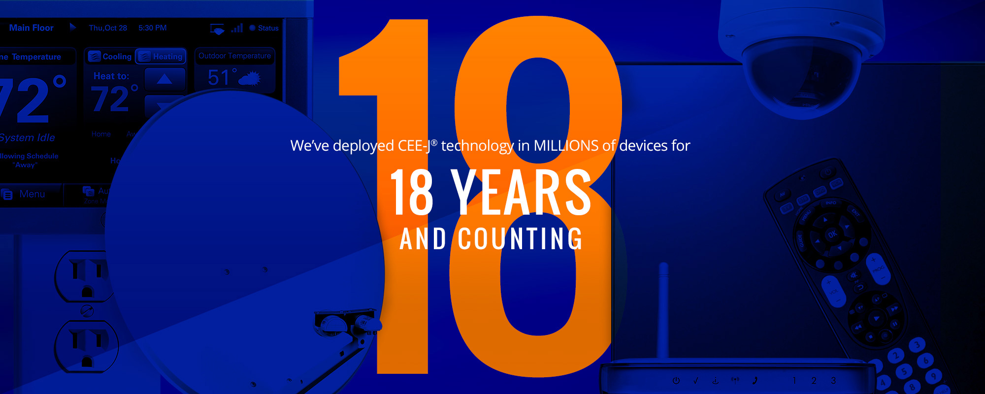 Embedded Java Solutions for over 17 years